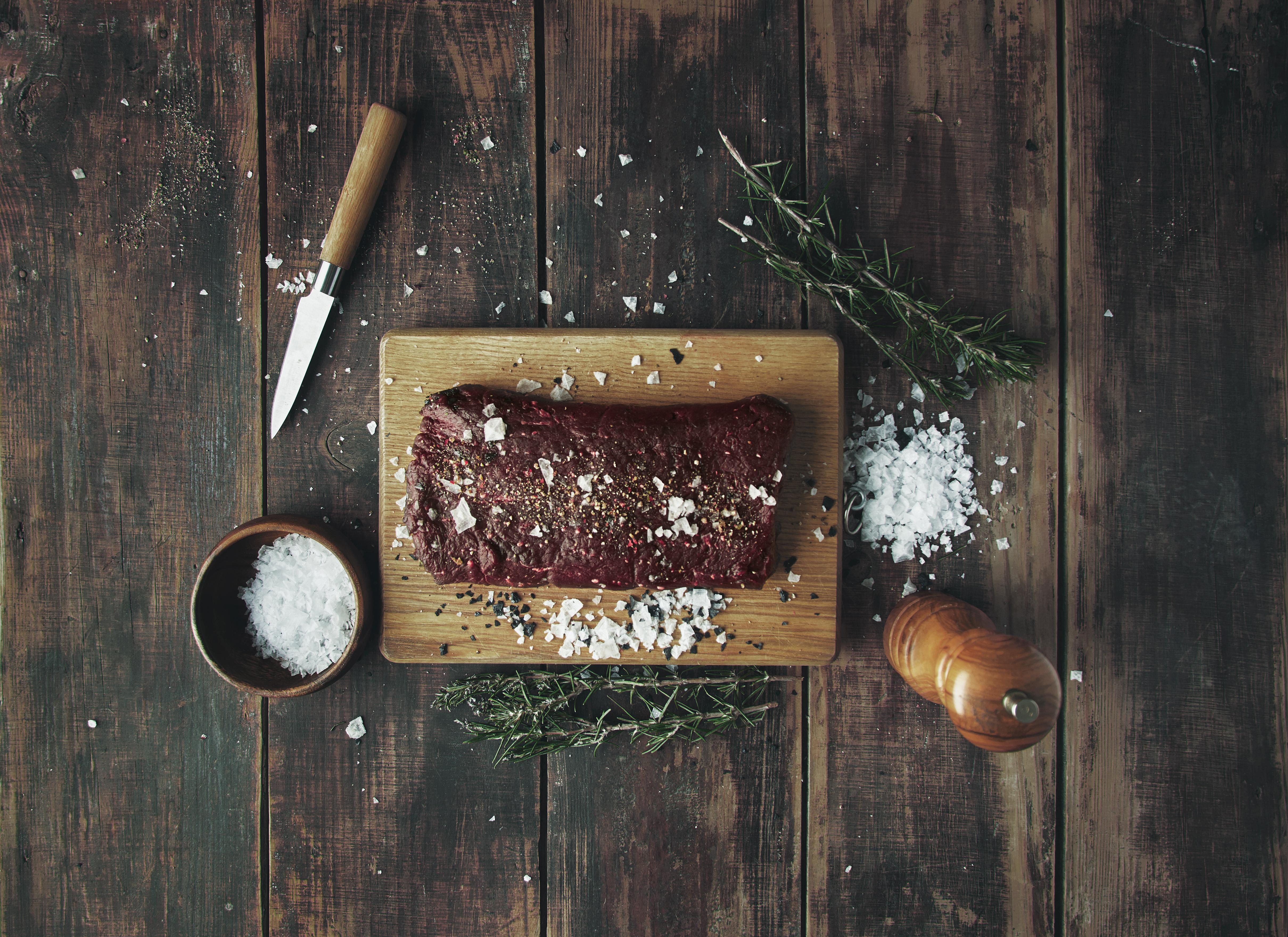 Cocinar A La Sal | Vinals 1906 Carnes A La Sal